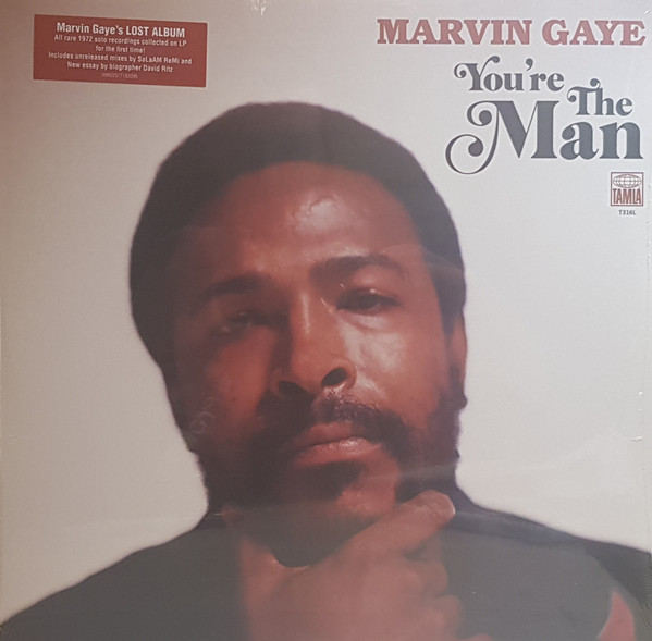 MARVIN GAYE - You're The Man - 2LP