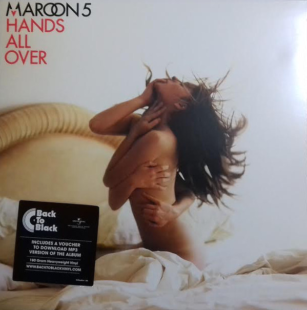 MAROON 5 - Hands All Over
