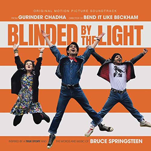 BLINDED BY THE LIGHT - Original Motion Picture Soundtrack - 2LP - White Vinyl