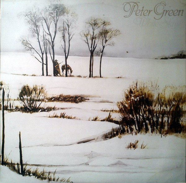 PETER GREEN - White Sky - White Vinyl