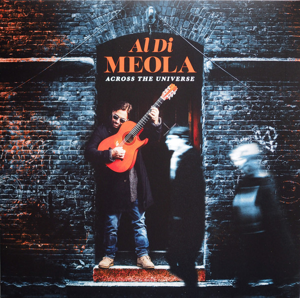 AL DI MEOLA - Across The Universe - 2LP