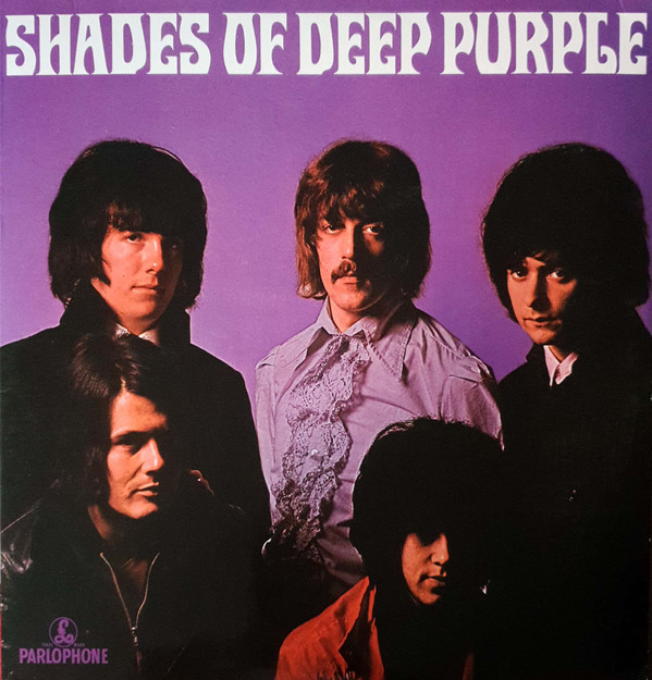DEEP PURPLE – Shades Of Deep Purple