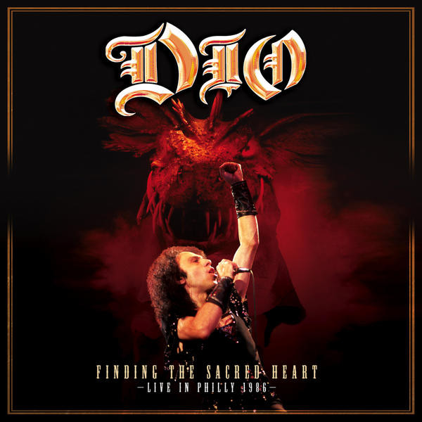 DIO - Finding The Sacred Heart – Live In Philly 1986 2LP