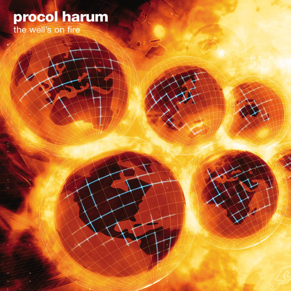 PROCOL HARUM - The Well's On Fire -Deluxe-2LP