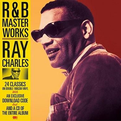 R&B Master Works - Ray Charles 2LP