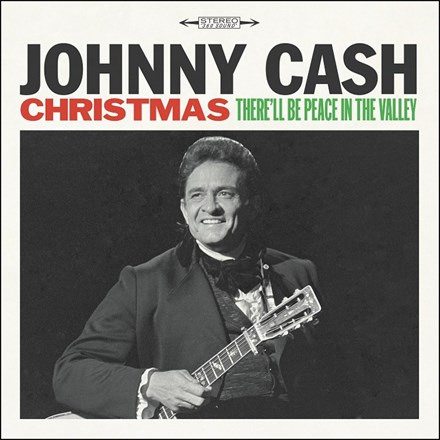 JOHNNY CASH - Chistmas: There'll Be Pease In The Valley