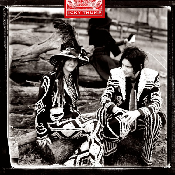 THE WHITE STRIPES - Icky Thump 2 LP