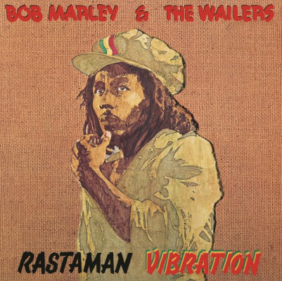 BOB MARLEY & THE WAILERS - Rasterman Vibration