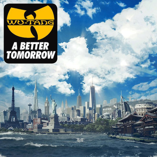 WU-TANG CLAN - A Better Tomorrow 2 LP