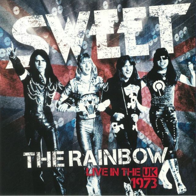 THE SWEET - The Rainbow - Live In The UK 1973 2LP