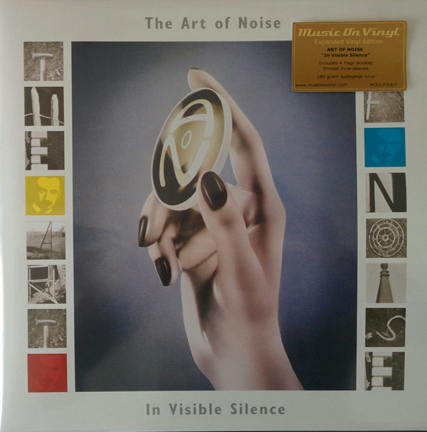 THE ART OF NOISE - In Visible Silence 2lp