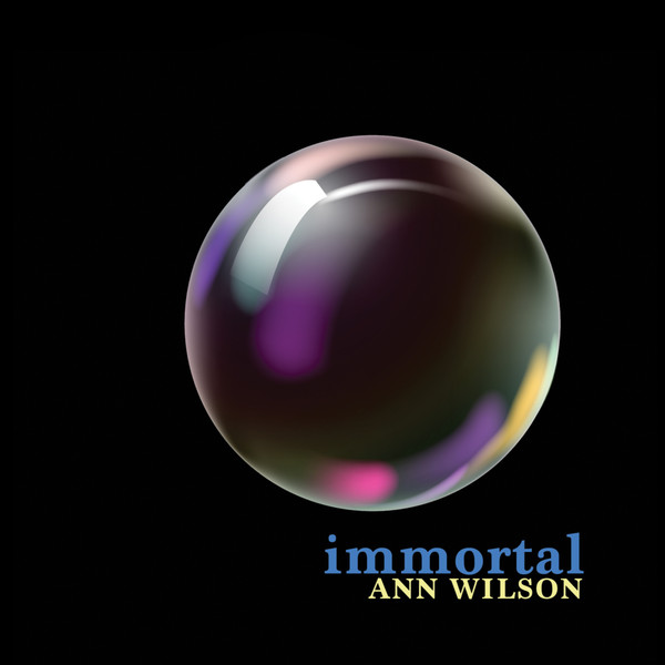 ANN WILSON - Immortal 2LP