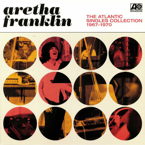 ARETHA FANKLIN - The Atlantic Singles Collection 1967-1970 2LP